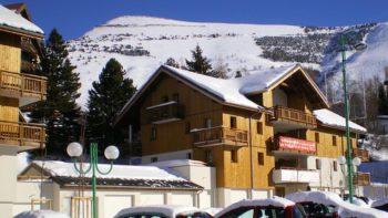 Permalien à: Les 2 Alpes, Résidence Au coeur des ours