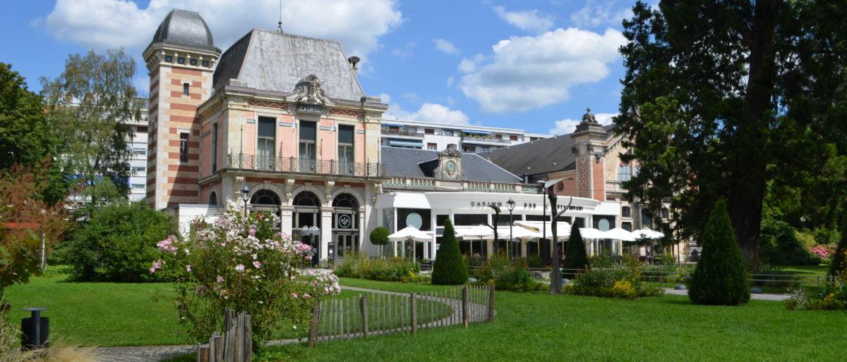 Permalien à: Casino Besançon