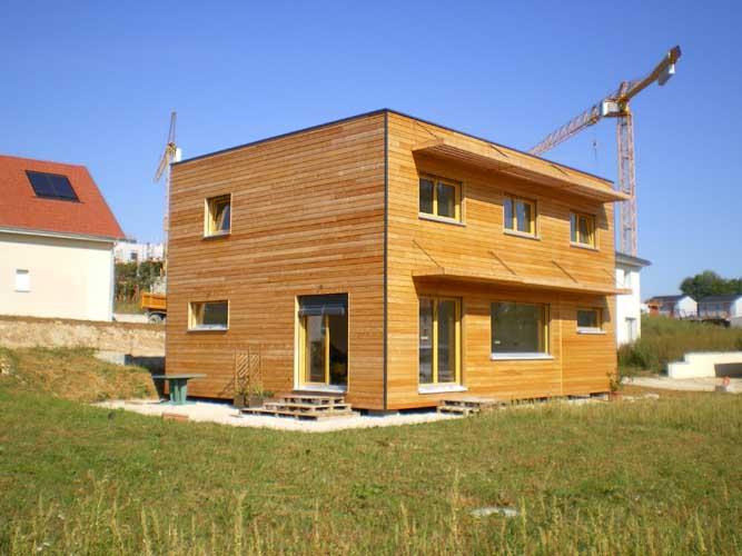 maison tilleroyes h 39 abt architecture. Black Bedroom Furniture Sets. Home Design Ideas
