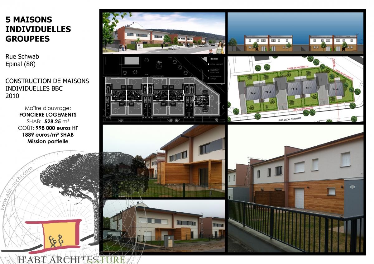 Cout Construction Maison T4 Maison Moderne